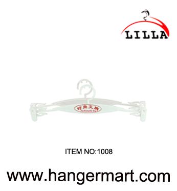 LILLA-Plastic Hanger Bra Lingerie Hanger and Underwear Hanger 1008