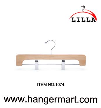 LILLA-pants display use hanger and skirt display use hanger 1074