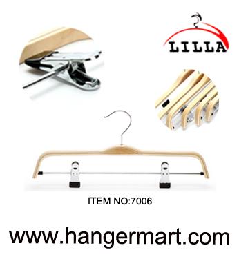 Laminate hangers
