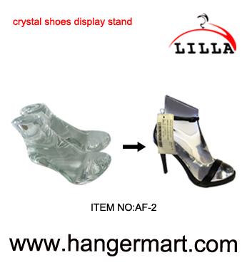 Medium hæl sko