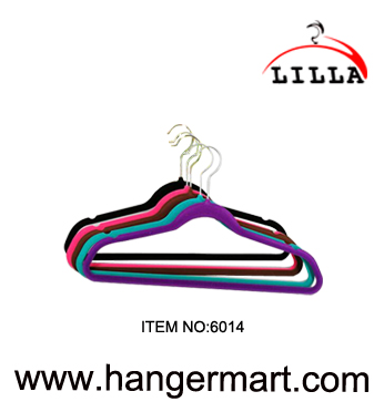 Velvet hanger