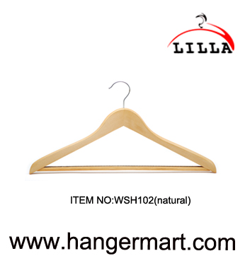 LILLA-Suit hangers WSH102(natural)
