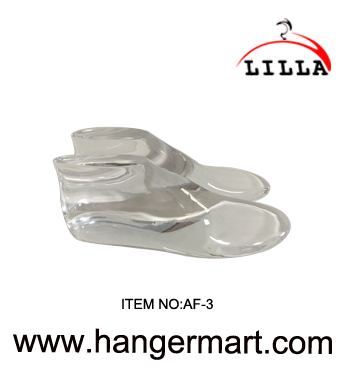 flat shape without open toe