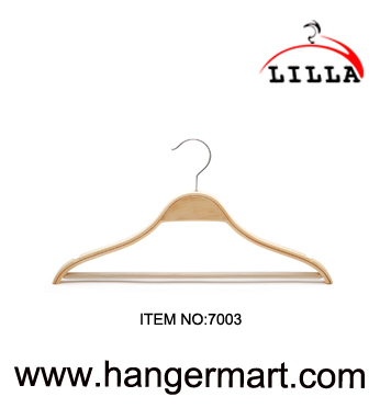 laminate coat hanger