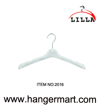 plastic kleerhanger