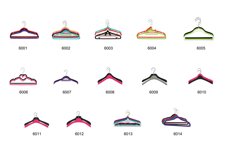 Velvet Hangers for sale