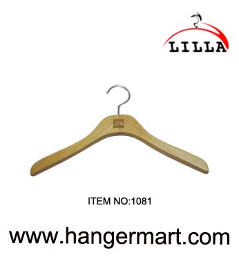 LILLA-Wooden coat hangers 1081