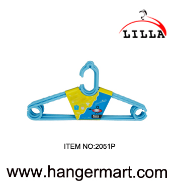 LILLA-clothing store non-slip clothes hanger rack 2051P