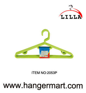LILLA-hotselling hanger for drying clothes plastic hanger for jeans 2053P