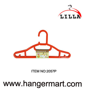 LILLA-hotselling hanger for drying clothes plastic hanger for jeans 2057P