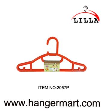 Cuier LILLA-hotselling pentru uscarea hainelor din plastic pentru blugi 2057P
